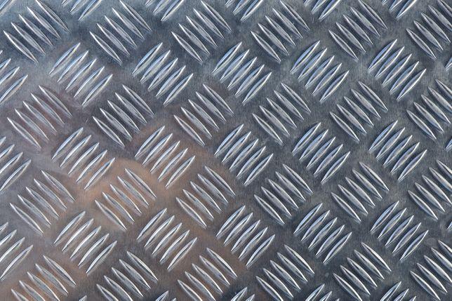 Blacha aluminiowa ryflowana 3,0 mm - I gatunek