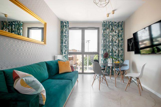 Apartament z Tarasem widokowym i widokiem na Stare Miasto