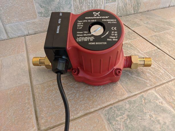 Насос для повышения давления Grundfos 15-130 Z . Новый, оригинал