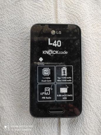 Smartphone LG D-160