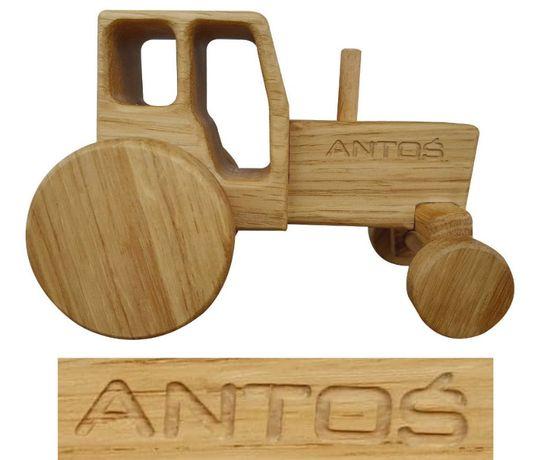 Ursus C-360 traktor auto drewniany, personalizacja , handmade