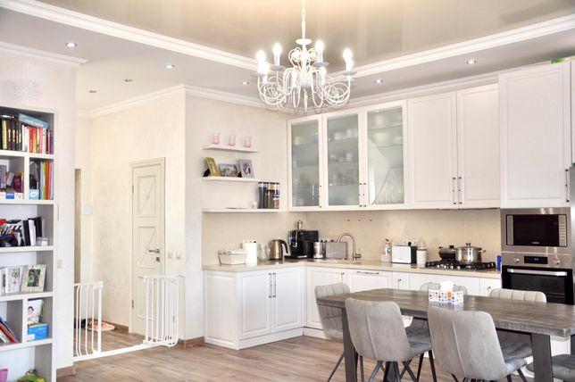 Продажа 4-5 комнатной квартира ул.Тургеневская,74а 200м евроремонт