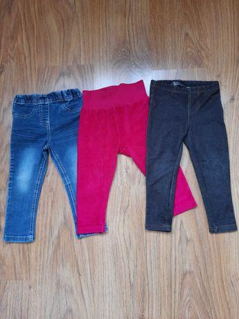 Джинсы, штаны, лосины на девочку