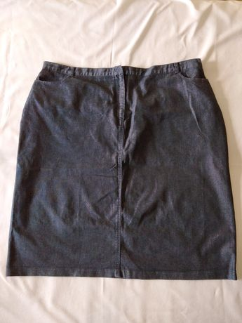 Spódnica jeans dżins