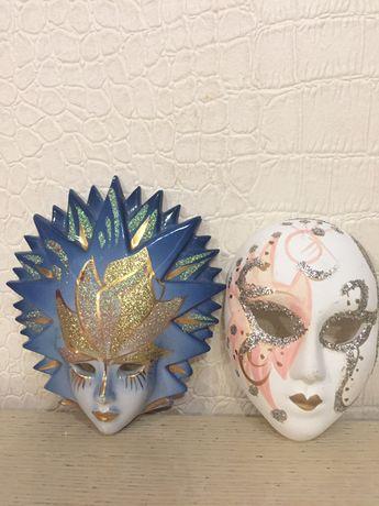 Мини маска венеция винтаж