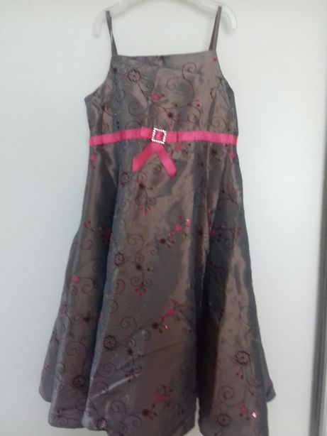 Piękna sukienka 5/6 lat