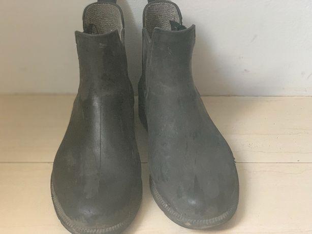 Krótkie buty jeździeckie