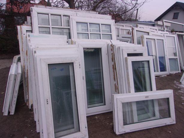 Mega skład z oknami używanymi sprzedaje okna-- Super Ceny