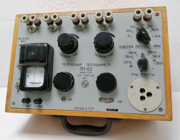 Zabytkowe Urządzenie Pomiarowe CCCP 1971r