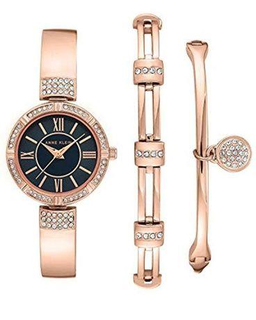 ОРИГИНАЛ | НОВЫЕ: Женские часы ANNE KLEIN AK/3294NRST! Гарантия!