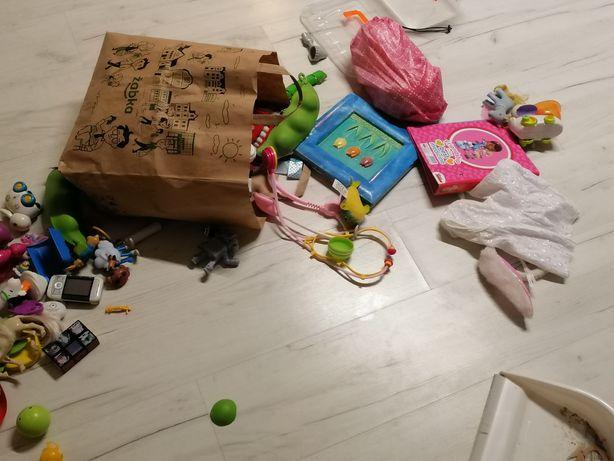 Sprzedam dużo zabawek