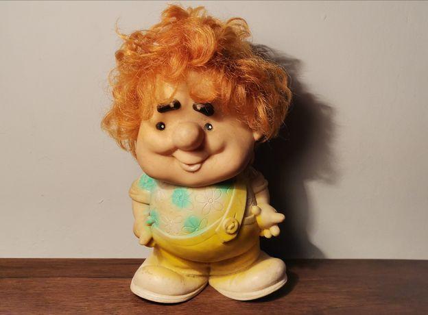 Stara lalka z  PRL