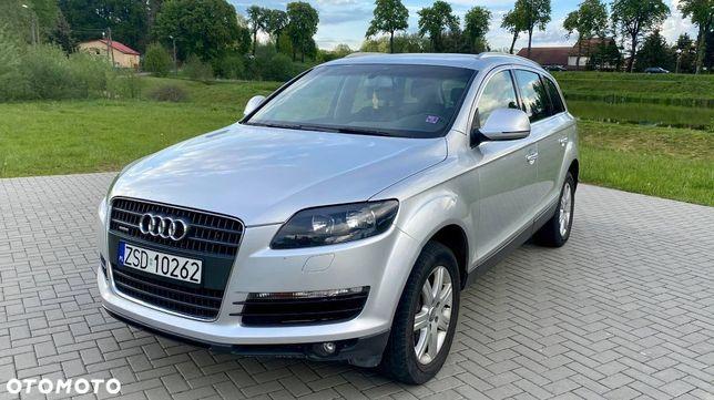 Audi Q7 Ladne Audi q7