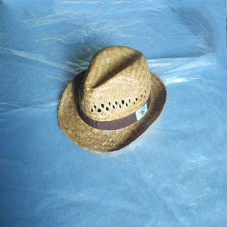 Настоящая соломенная шляпа