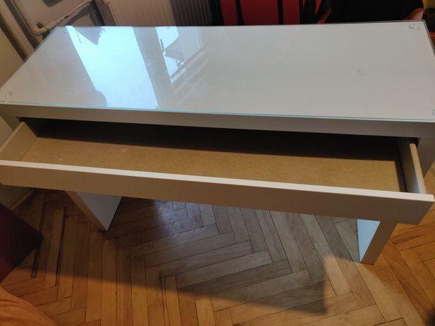 Toaletka Malm Ikea 120x41 cm