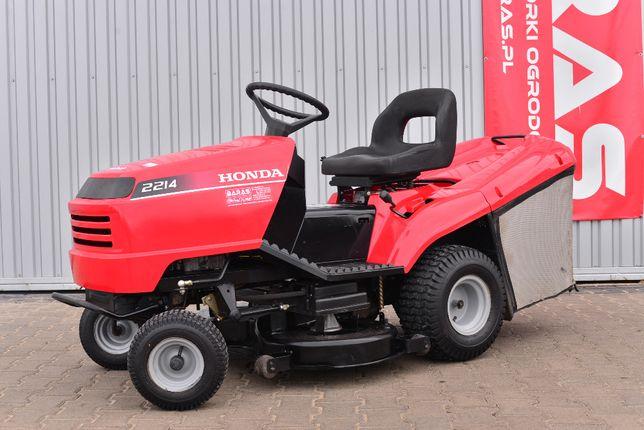 Traktorek kosiarka Honda 2214 nr (220101) - Baras