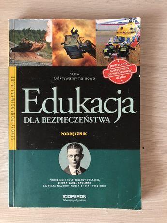Podręcznik do Edukacji dla Bezpieczeństwa z Operona