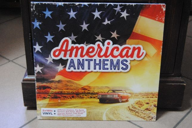 American Anthems 2LP/ Nowa