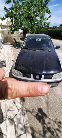 Seat Ibiza 6k2 1.6sr vendo ou troco