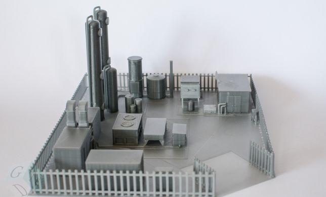 Druk 3D, reklama, zapasowe Części – kolekcje, modele, modelarstwo.