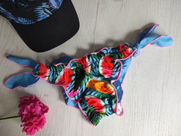 Набор 2шт. плавки трусики для купания (не купальник) для девочки
