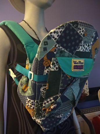 Ekskluzywne nosidełko nosidło dla dzieci 4w1 super na letnie wycieczki