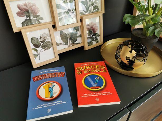 2 książki Sukces w szkole i Mistrzostwo