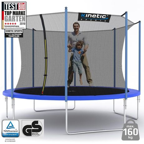 Trampolina Kinetic sports srednica 366