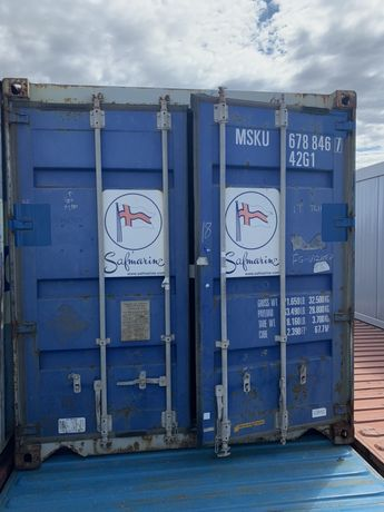 Kontener morski hds wroclaw Dolny Śląsk od ręki magazyn garaż