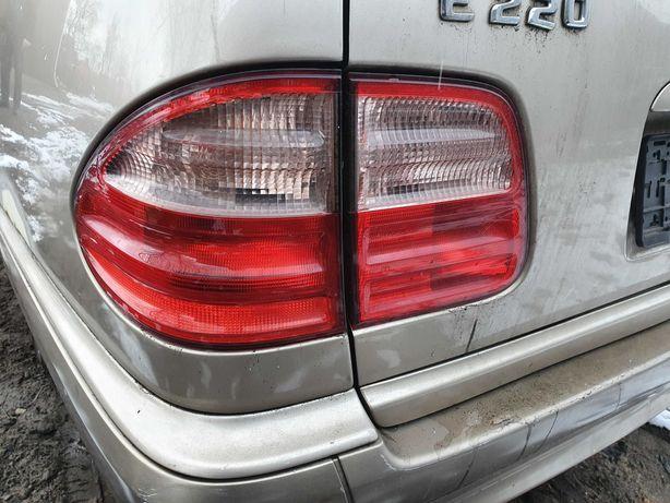 Lampa Mercedes w210
