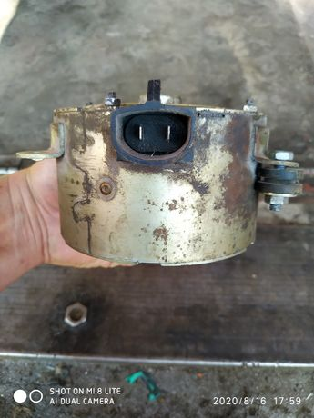Електро двигатель обдува радиатора Калина