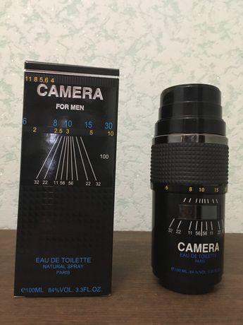 Туалетная вода Max Deville Camera for men,100 ml+10 пробн элитной парф