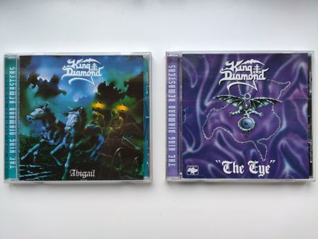 King Diamond - Abigail, The Eye  компакт диск Audio CD