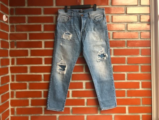 Imperial мужские джинсы по типу MOM размер 31 32 Империал Б У