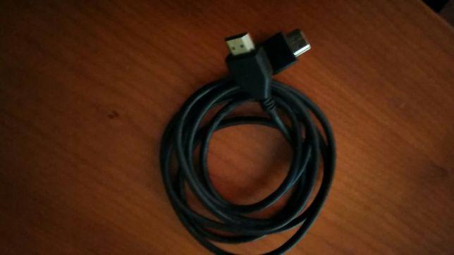 Cabos HDMI e componentes/Jack e RCA/HDMI