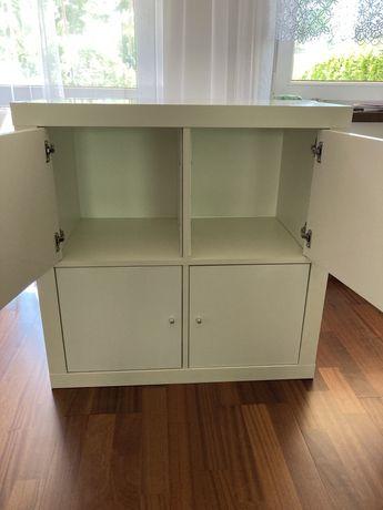 Komoda szafka Ikea biała regał