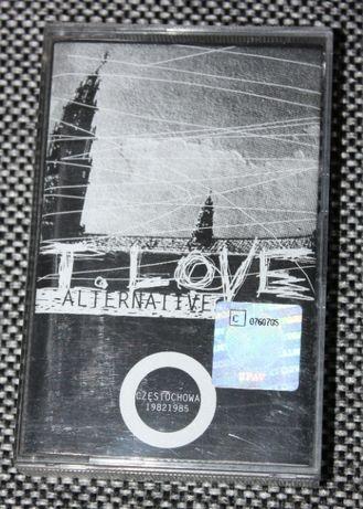 Kaseta magnetofonowa T.Love- Alternative