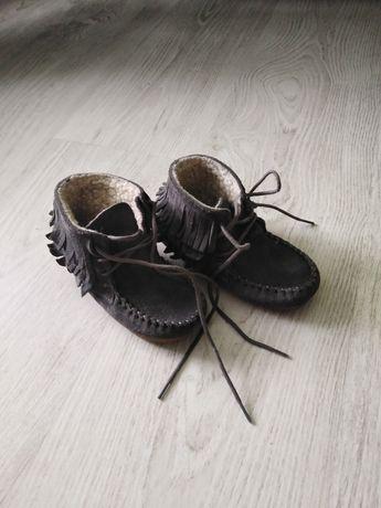 Buty jesienne firmy Zara r. 23