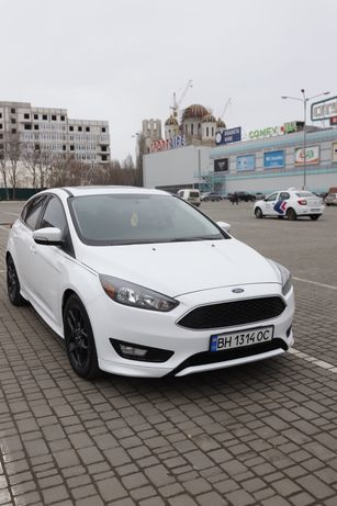 Продам Форд Фокус SEL 2018 года выпуска