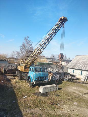 МАЗ. 3534 Автокран