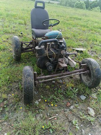 Traktorek sam 126 sam