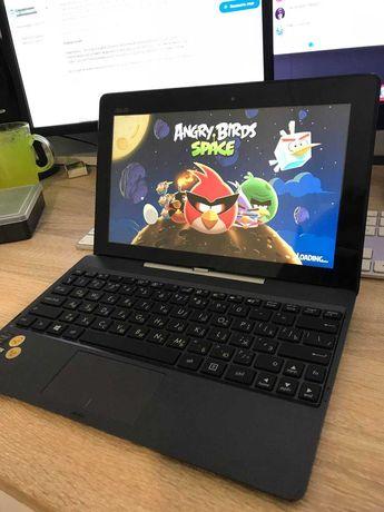 ASUS T100T ноутбук трансформер в планшет