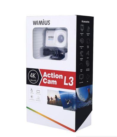 Action Cam  4K Wimius L3