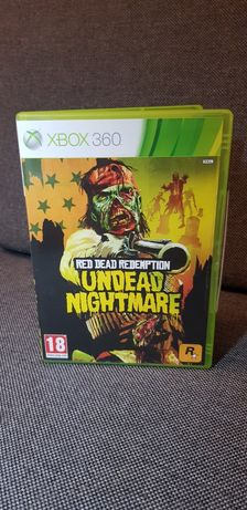 Red Dead Redemption Undead Nightmare na Xbox 360