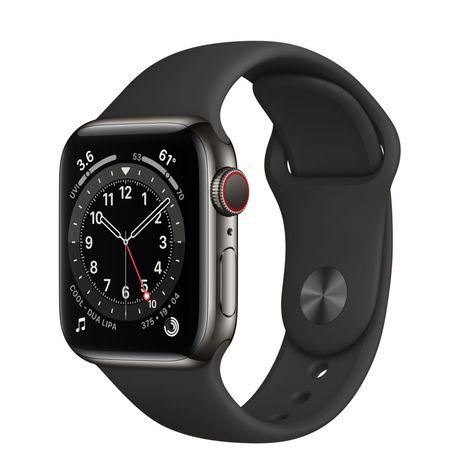 Apple Watch Series 5 44mm Aço Inoxidavel