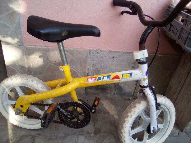 Bicicleta criança até 6 anos