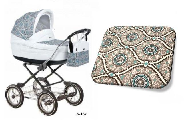 Продам детская коляска 2 в 1 Roan Marita Prestige S-167