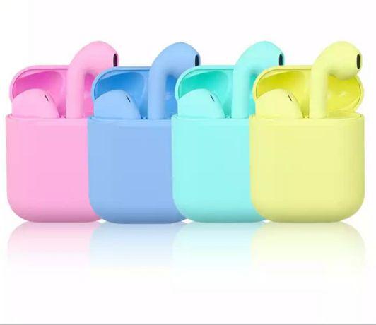 Słuchawki bezprzewodowe Bluetooth InPods 12 TWS Bluetooth Touch