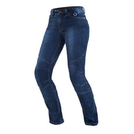 Spodnie Motocyklowe Shima Sansa Damskie Jeans