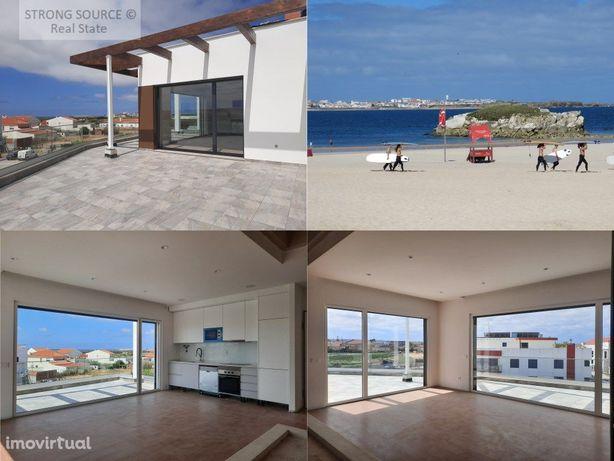 Apartamento T3 novo, junto à Praia do Baleal, concelho de...